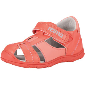 Reima Messi Sandals Kids soft red